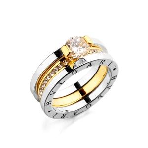 Brand zircon ring  10805