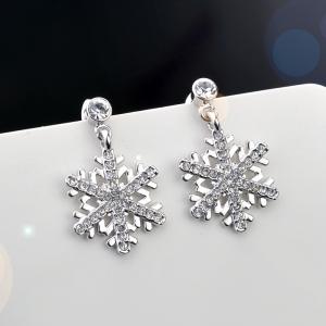 Rigant snowflake earring 86962