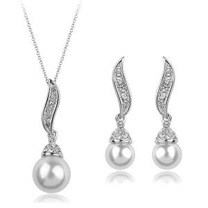 R.A pearl jewelry set  212426