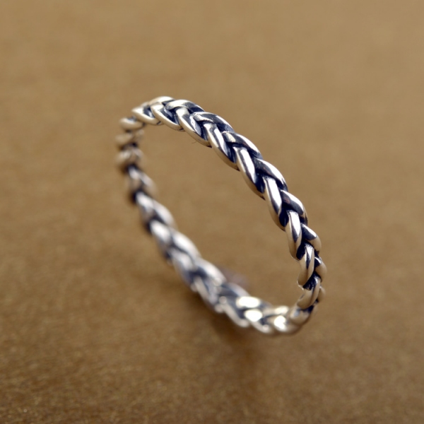 Rigant 925 silver ring  R7004619
