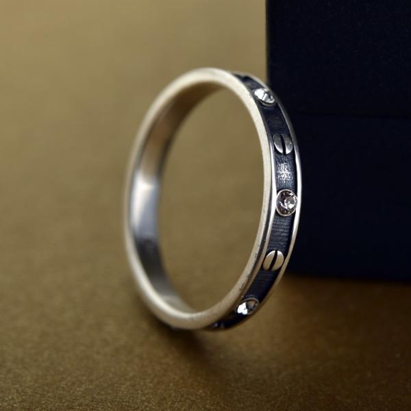 Rigant 925 silver ring  R7004616