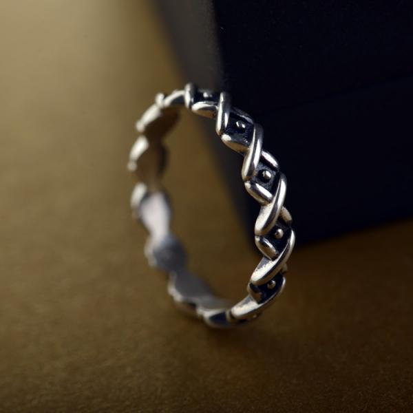 Rigant 925 silver ring  R7004612