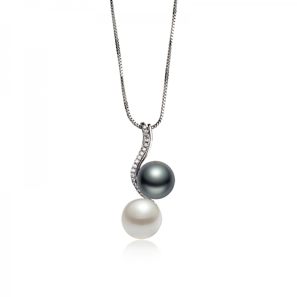 Rigant Pearl necklace 77425