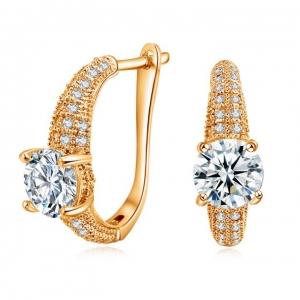Italina zircon earring 125481