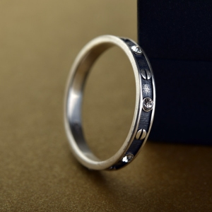 Rigant 925 silver ring  R7004616