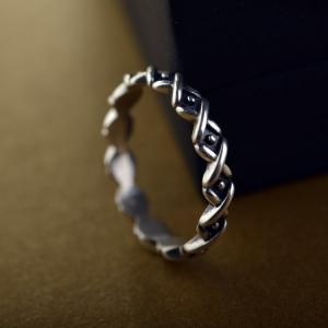 Rigant 925 silver ring  R7004612