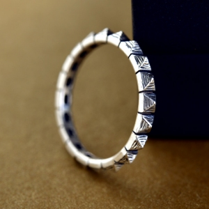 Rigant 925 silver ring  R7004620