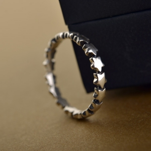 Rigant 925 silver ring  R7004754