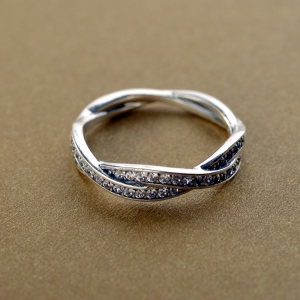 Rigant 925 silver ring  R7004755