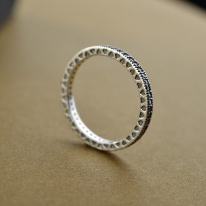 Rigant 925 silver ring   R7004753