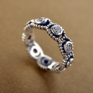 Rigant 925 silver ring R7004759