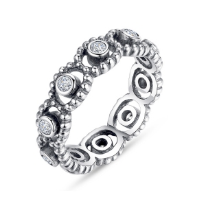 Rigant 925 silver ring R7004759