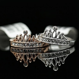 Rigant Crown Ring 949290036