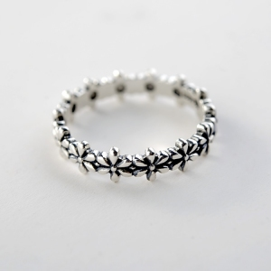 Rigant 925 sterling silver ring R7004603