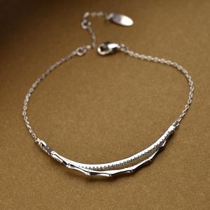 R.A zircon bracelet  171234