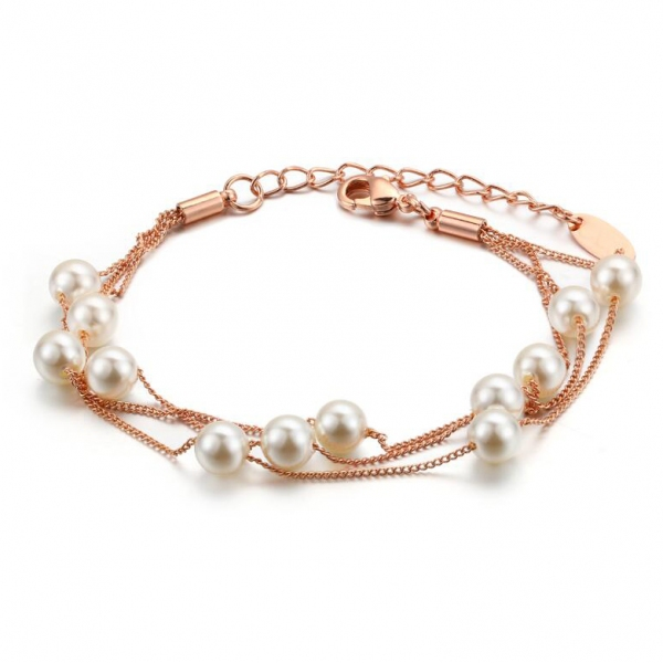 R.A pearl bracelet  171159