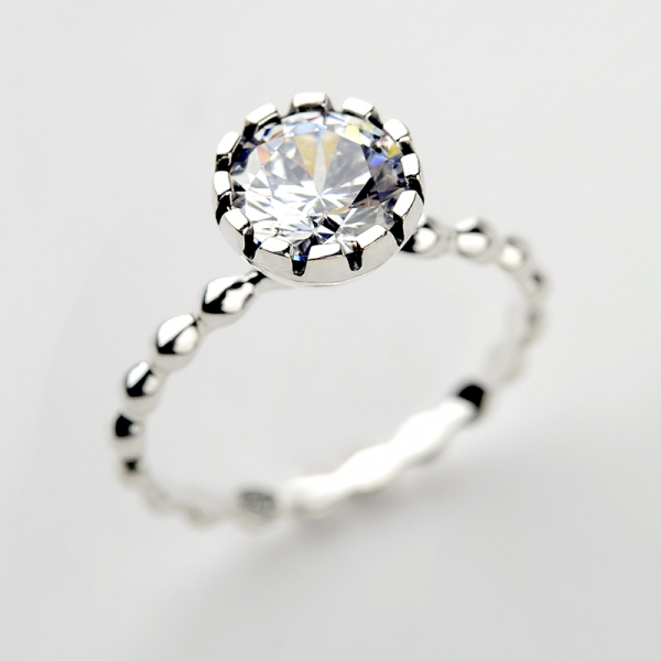 Rigant 925 silver ring  70047910253
