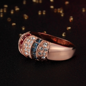 Rigant crystal ring 890252