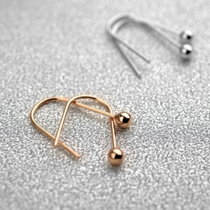 R.A hook earring   125779
