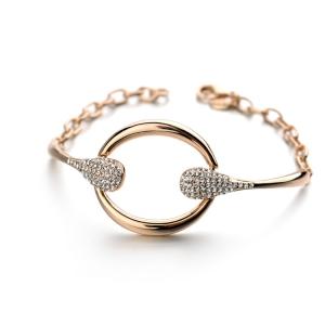 R.A circle bracelet  770001