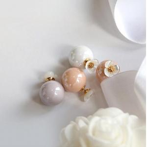 Rigant pearl stud earring  87767