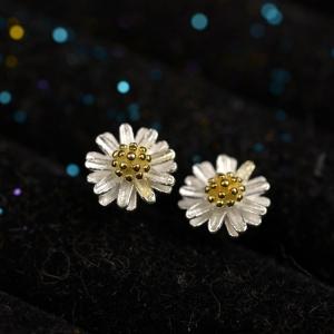 925 silver stud earring  510497