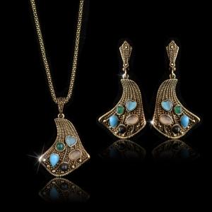 Allencoco jewelry set   927017036