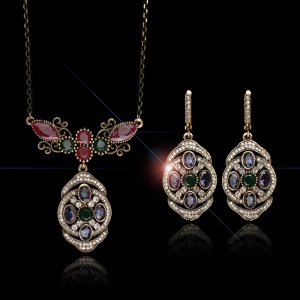 Allencoco jewelry set  BB0024954502