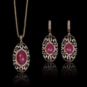 Allencoco jewelry set  BB0022154502