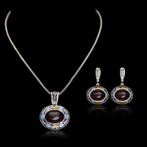Allencoco jewelry set BB0017936091