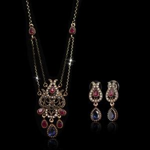 Allencoco jewelry set TB0019436728