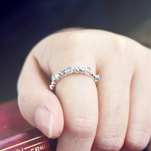Rigant 925 silver ring  70047910153