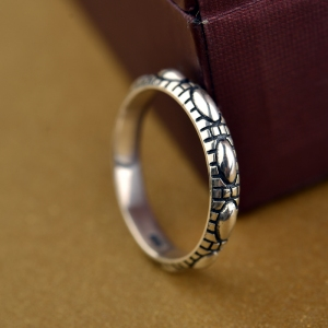 Rigant 925 silver ring  70047910353