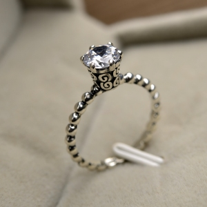Rigant 925 silver ring  70047870153