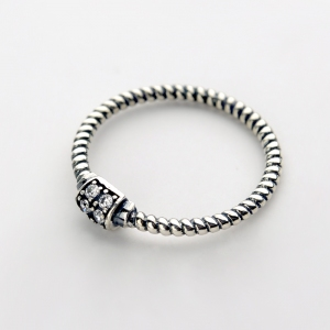 Rigant 925 silver ring  70047910453