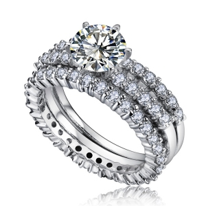 allencoco super sparkle zircon ring 1030...