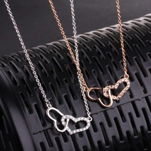 Rigant heart necklace  62084