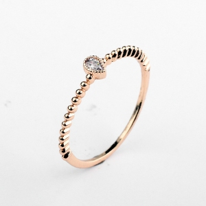 Rigant zircon ring  97586
