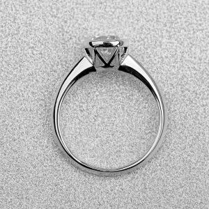 Allencoco zircon ring  97594