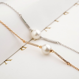 R.A pearl bracelet  171228