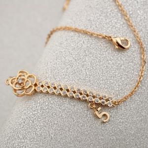 R.A zircon bracelet   171231