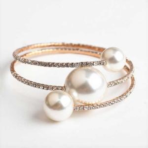 R.A pearl bracelet  180216