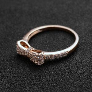 Allencoco zircon ring  10373