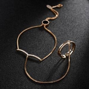 Allencoco bracelet set  171194