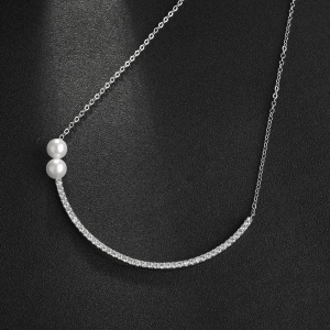 Allencoco pearl necklace  3070098002