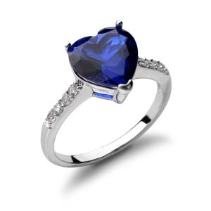 Allencoco zircon ring  1037702