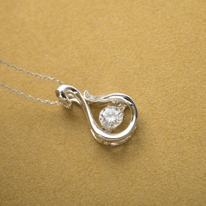 Rigant zircon necklace  77550