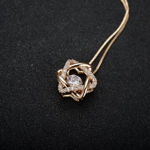 Rigant zircon necklace  77561