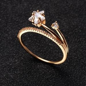Allencoco zircon ring  94599