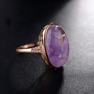 R.A gemstone ring   115485